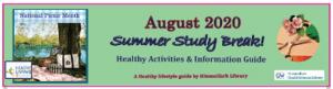 Healthy Living @ Himmelfarb calendar