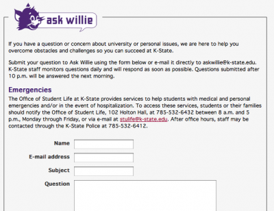 Ask Willie