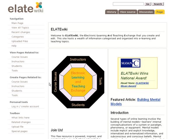 ELATEwiki