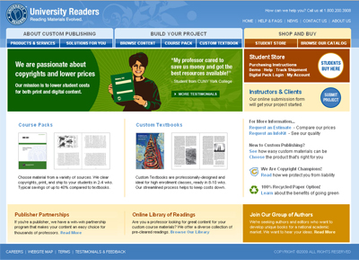 UniversityReadersOpeningScreen