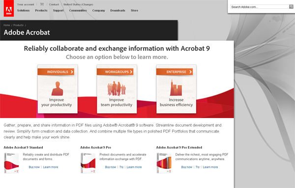 AdobeAcrobat9Screenshot
