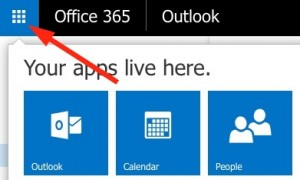 Office 365 App Launcher