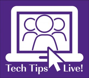 Tech Tips Live! Logo