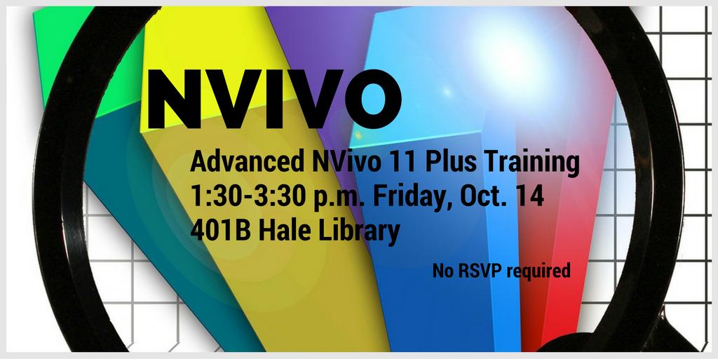 NVivo Training