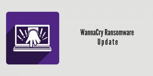 WannaCry Ransomware update