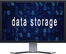 data storage image
