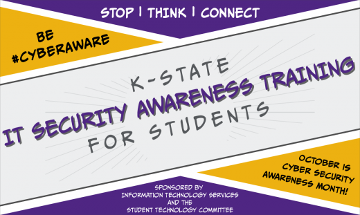 K-State Security Awareness Training for Students