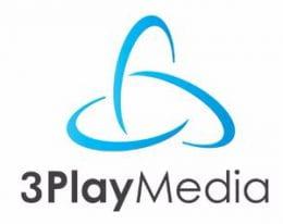 3 Play Media logo