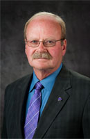 Ken Stafford is K-State's Chief Information Officer, July 2014