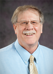 Larry Robertson retires from K-State central IT