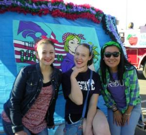 HOCO parade2