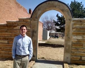 Luke Mahin is the economic development director for Republic County, Kansas.
