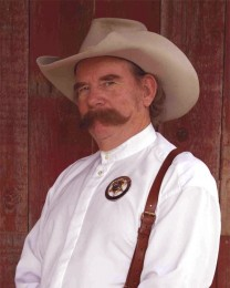 Allen Bailey is the marshal of Dodge City, Kansas.