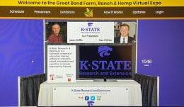 Great Bend virtual farm show exhibit
