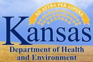 KS department of health logo