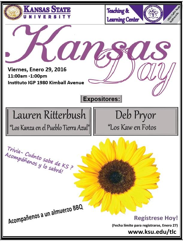Kansas Day Spanish