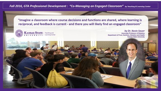 Co-Managing an Engaged Classroom