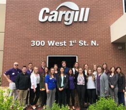 Cargill Fellows group photo