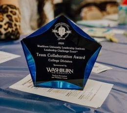 team collaboration award