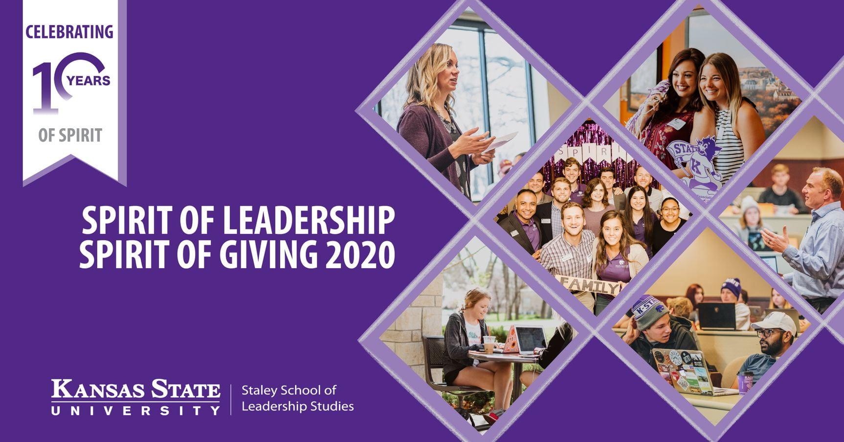 Spirit of Leadership | Spirit of Giving 2020