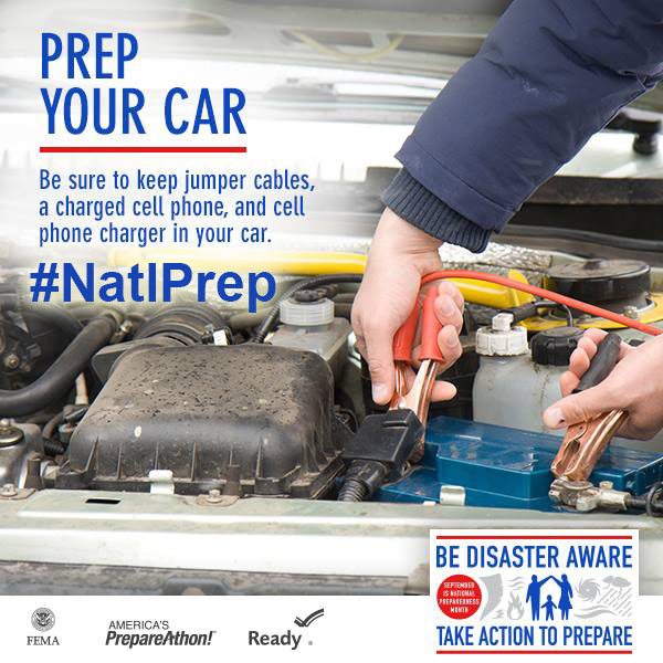 Prep Your Car