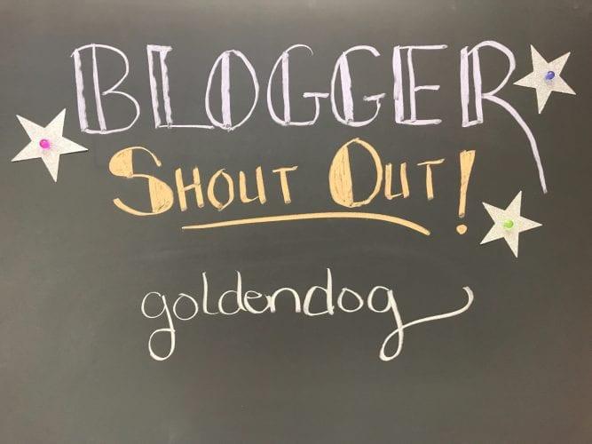 Blogger Shout out!