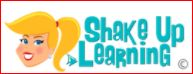 Shake Up Learning logo