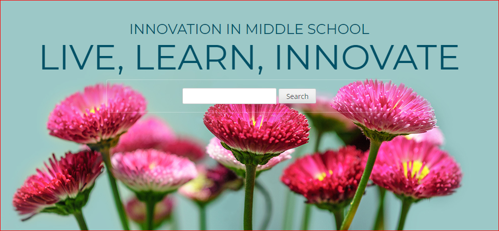 Live, Learn, Innovate blog preview