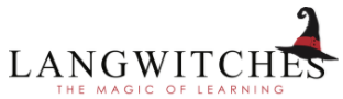 Langwitches logo with witch hat