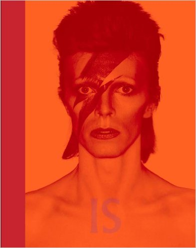 Catalog from the David Bowie Is... exhibition at the Victoria Albert Museum in London, 2013