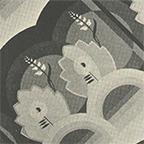 1932 Textile Design