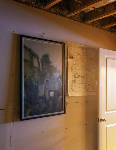 "Garden Plan, 2019, Archival Inkjet Print, 24""x30"""