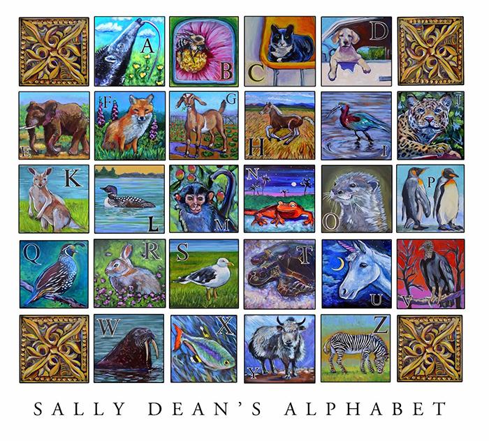 Sally-Dean-30-Paintings-Alphabet