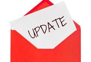 update envelope