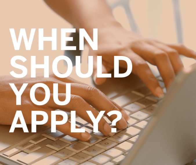 When should you apply to the MPA Program?