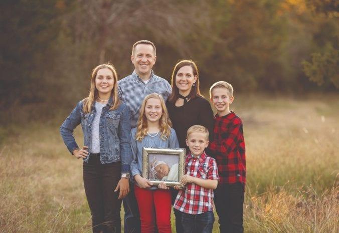 Nathan Sharp and Family