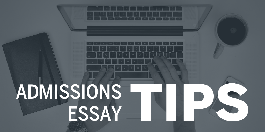 Admissions Tips blog post