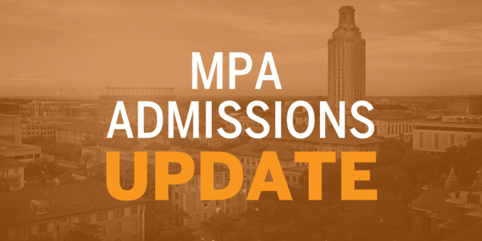 Template for blog posts admissions update