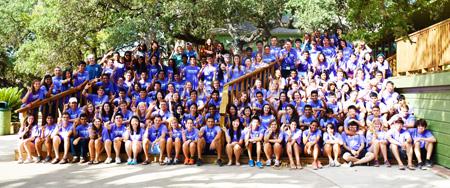 2014 Freshmen Group Photo