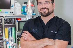 Sergio Alvarez operates his own practice, Alvarez Plastic Surgery in Miami.