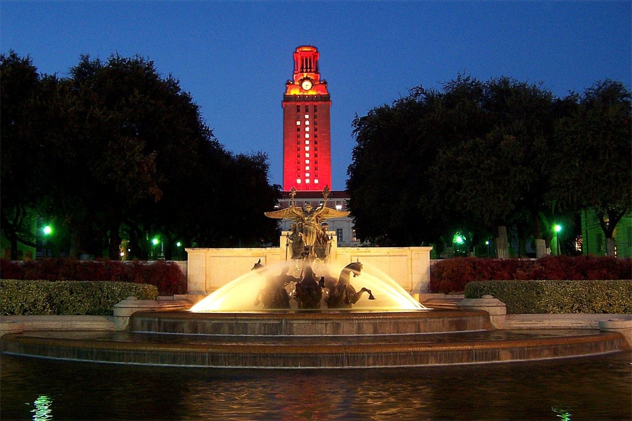 ut texas at austin Updated may 3: revised to include new information about an incident in west  campus a university of texas at austin student who appeared.