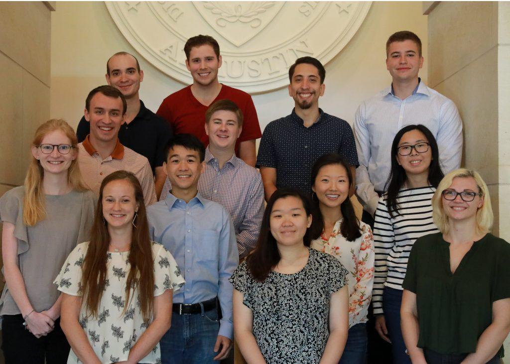 2017-2018 Holbrook Scholars