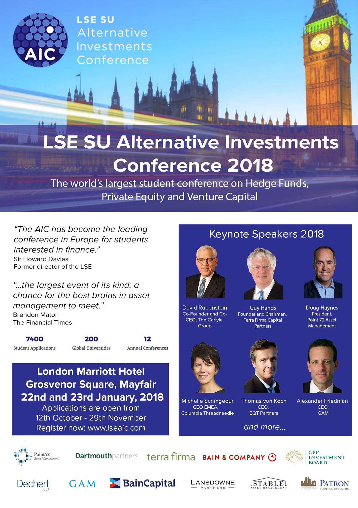 alternative investment strategies conference in houston