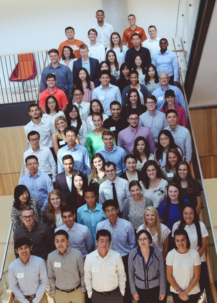 Welcome to McCombs, MPA Class of 2019!