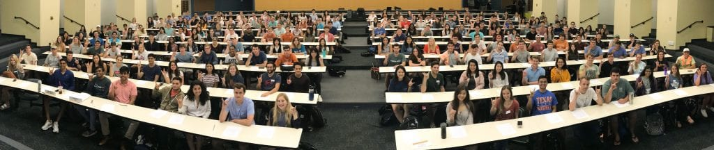 Say hello to the our new iMPA incoming students! Welcome to the Texas McCombs MPA Program!
