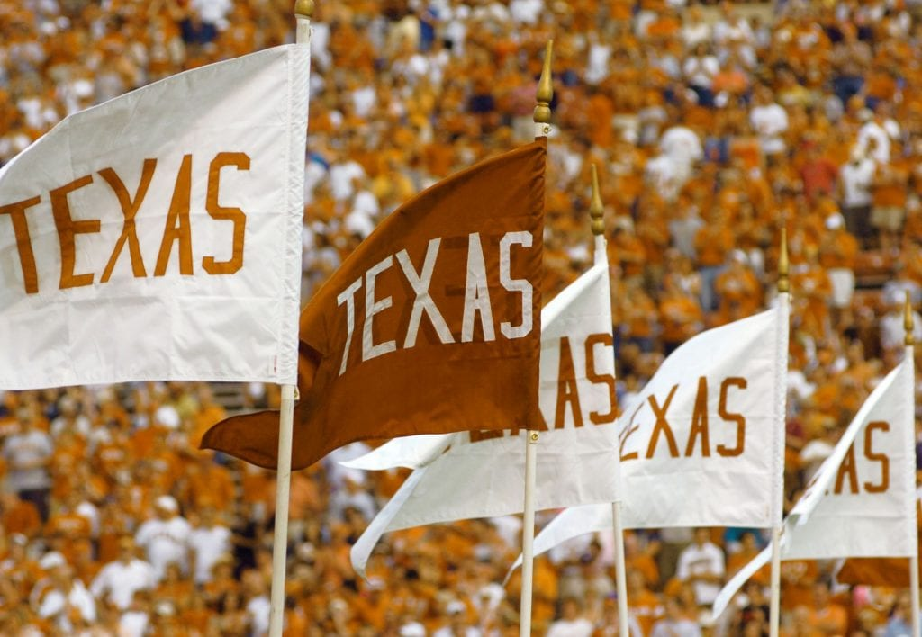 Famous Texas Alums