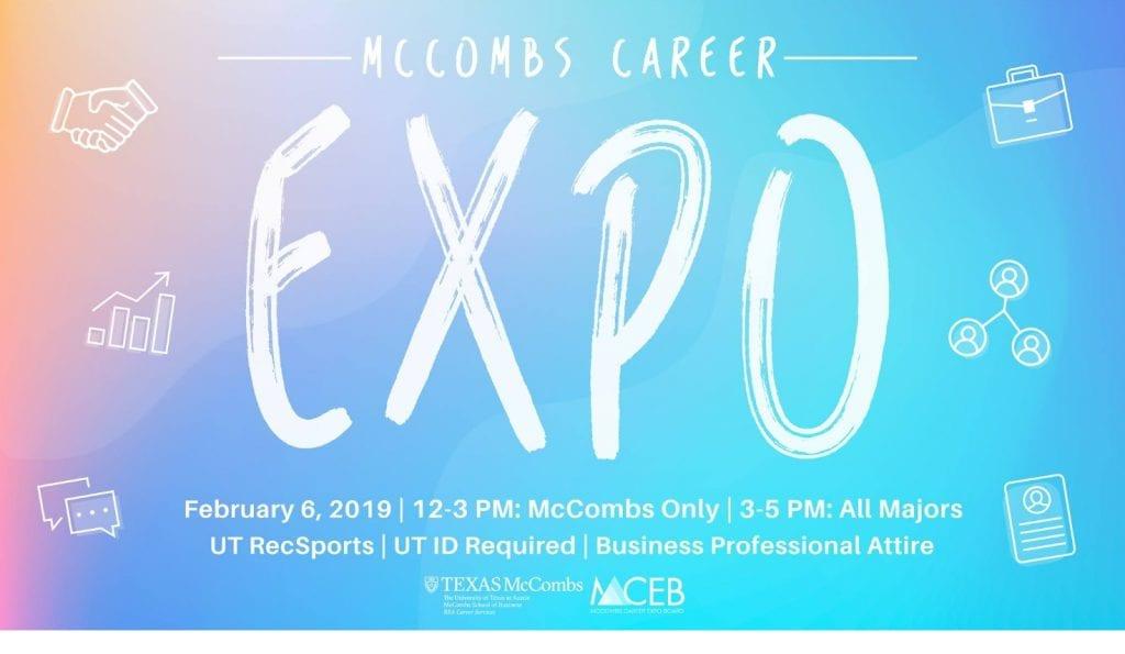McCombs Career Expo