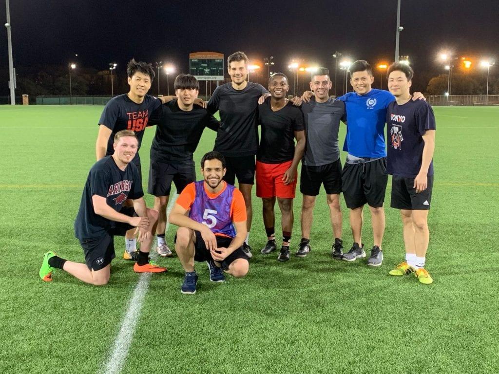 MPA Intramural Soccer Stars