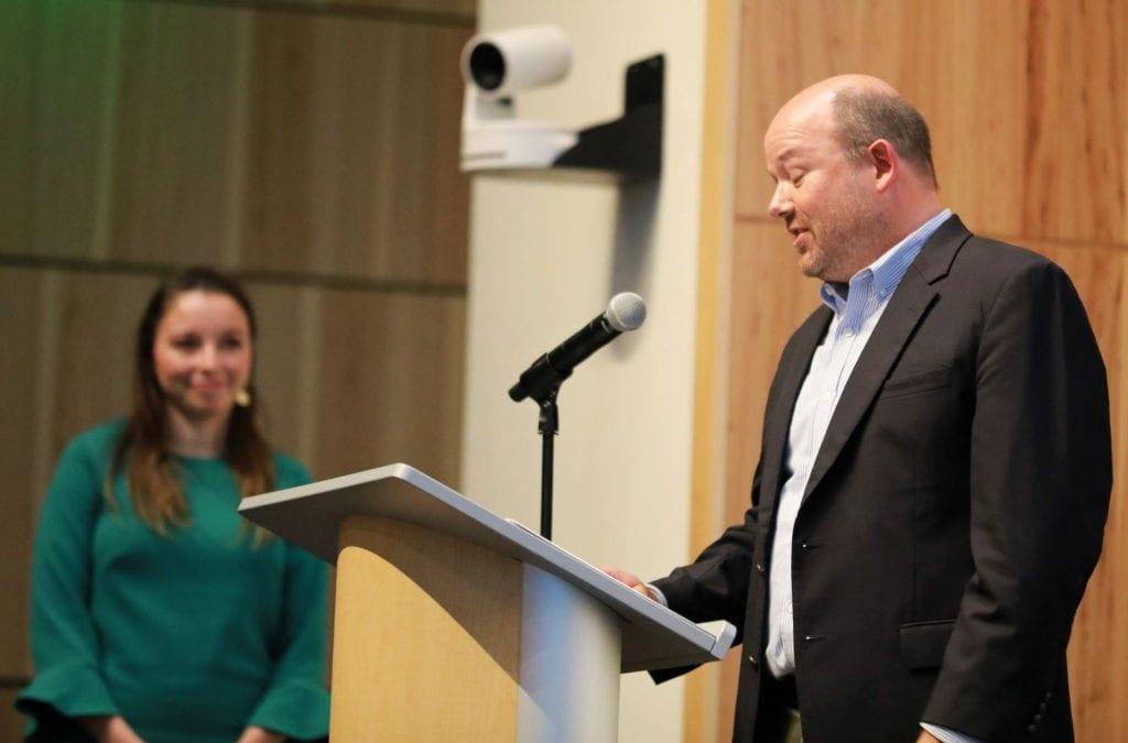 Steve Smith speaking about Alyssa