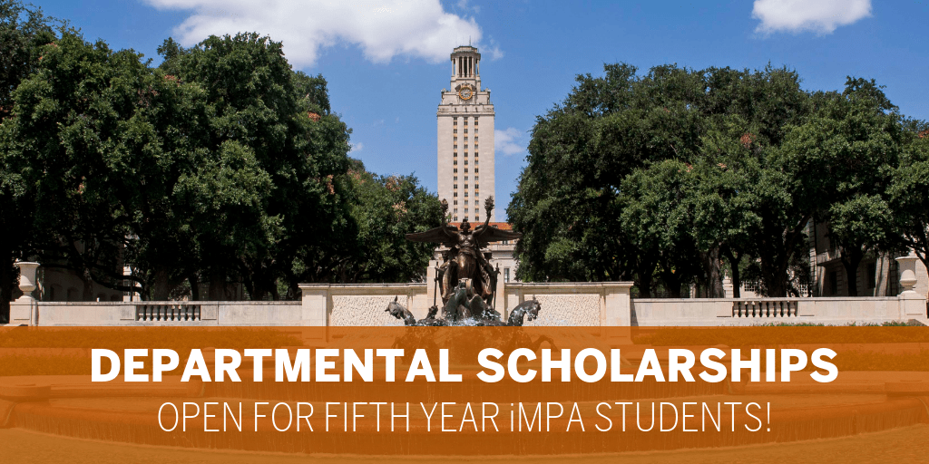 Deptartment of Accounting Scholarships 2019